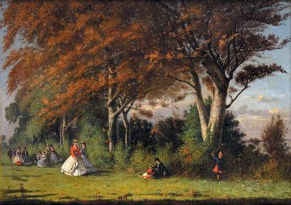 Louis Alexandre DUBOURG - 1825-1891
