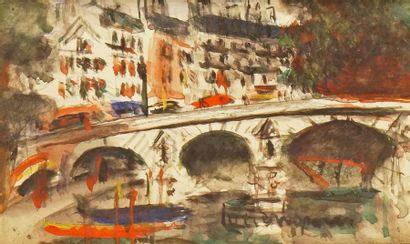 Lucien GENIN - 1894-1953