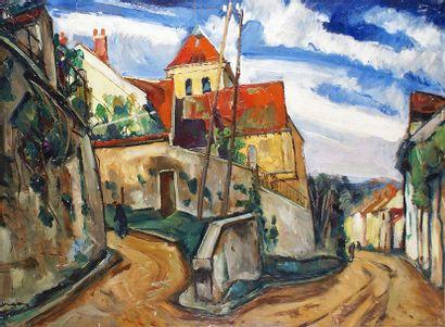 Jacques VIGON - 1897-1985