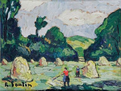 René SAUTIN - 1881-1968