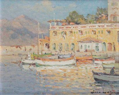 Jean KEULEYAN-LAFON - 1886-1973