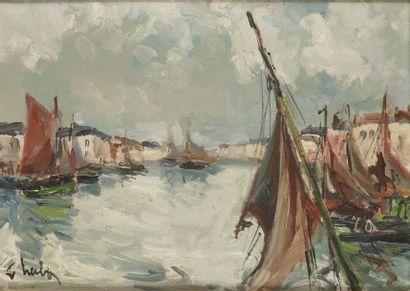 Fernand HERBO - 1905-1995
