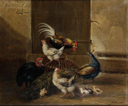 Claude GUILLEMINET - 1821-ca 1866