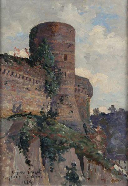 Eugène CHIGOT - 1860-1923