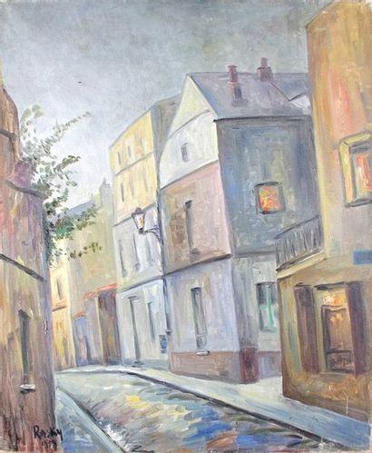 Marie-Madeleine de RASKY - 1897-1982