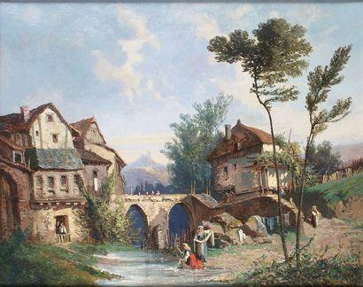 Alexandre DEFAUX - 1826-1900