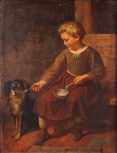 Pierre Joseph TOUSSAINT - 1822-1888