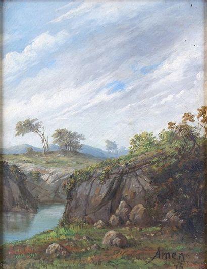 Jeanne AMEN - 1863-1923