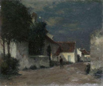Joseph Paul MESLÉ - 1855-1929