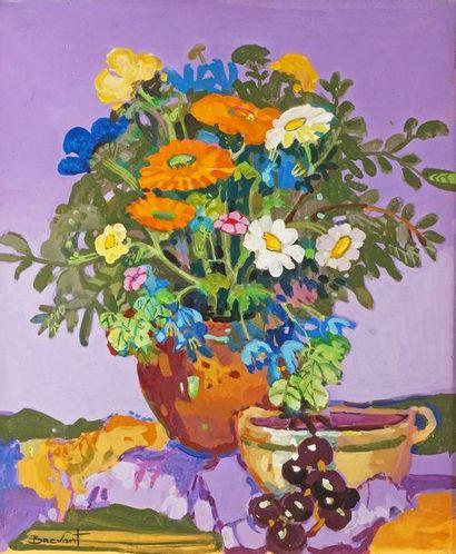Katherine BREVANT - née en 1947