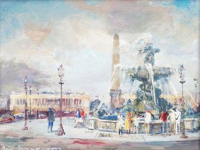 René ZIMMERMANN - 1904-1991
