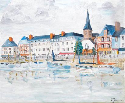 René JAMES - né en 1935