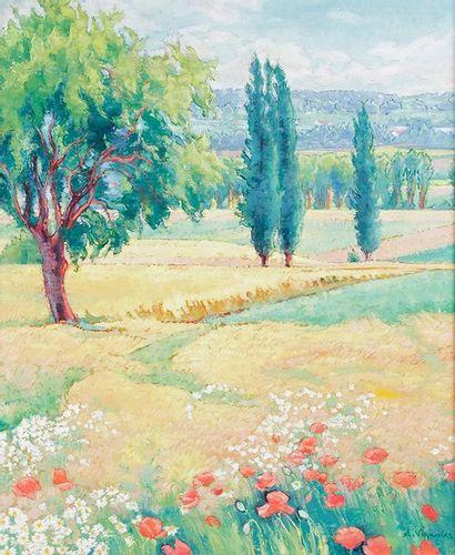 André VIGNOLES - né en 1920