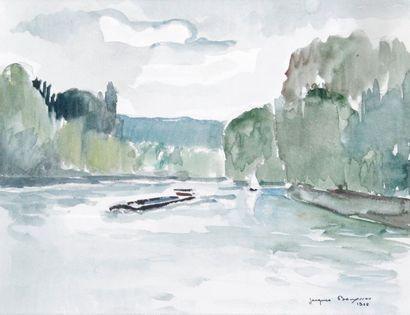 Jacques BOUYSSOU - 1926-1997