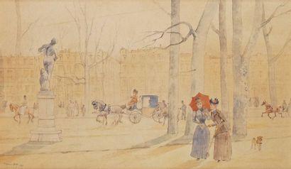 Francis GARAT - né en 1870
