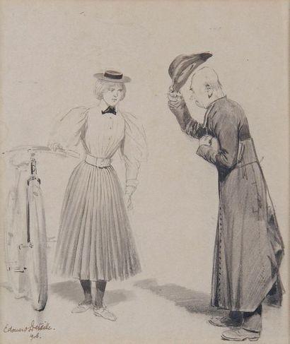 Édouard DETAILLE - 1848-1912