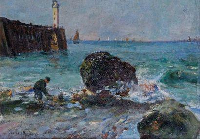 Paul Charles CHOCARNE-MOREAU - 1855-1931