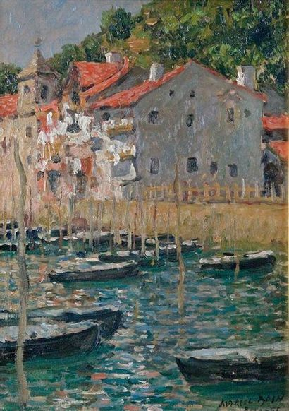 Marcel BAIN - 1878-1937