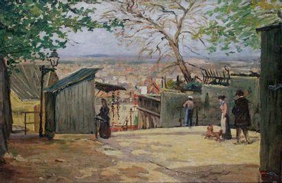 ÉCOLE FRANÇAISE, XXe siècle