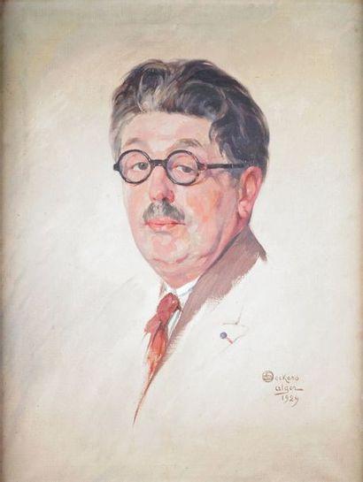 Émile DECKERS - 1885-1968