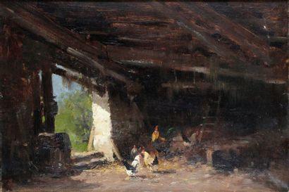 Charles Alexandre BERTIER - 1860-1924