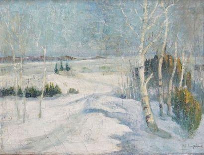 André LAPINE - 1866-1952