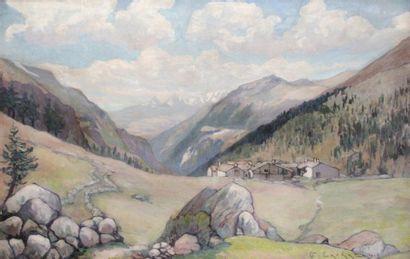Louis François LACHAT - né en 1873