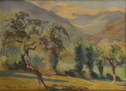Charles PICART LE DOUX - 1885-1959