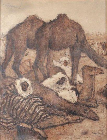 Lucien LÉVY-DHURMER - 1865-1953