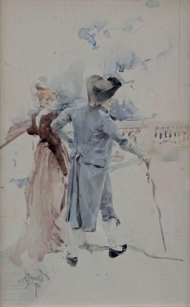 Ludwig MAROLD - 1865-1898