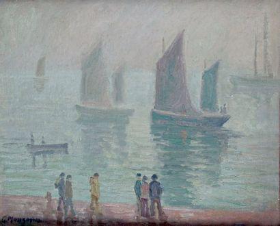 Georges MANZANA-PISSARRO - 1871-1961