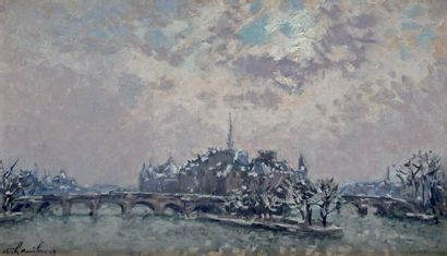 André HAMBOURG - 1909-1989