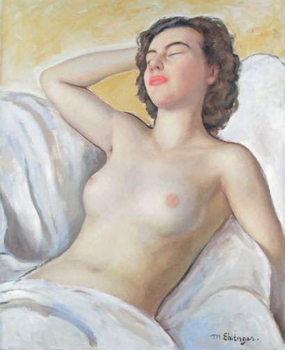 Maurice EHLINGER - 1896-1981