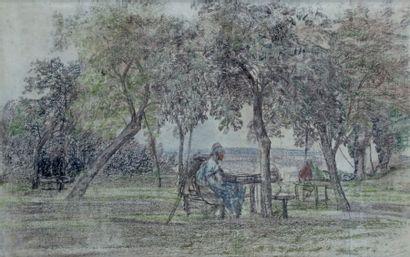 Eugène BOUDIN - 1824-1898