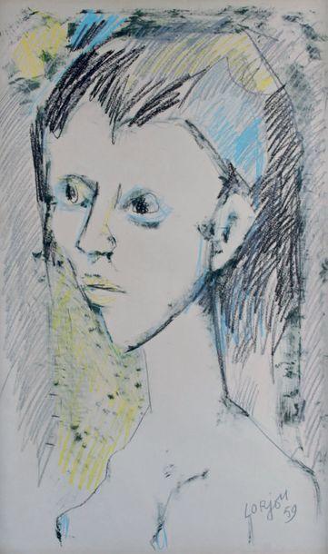 Bernard LORJOU - 1908-1986