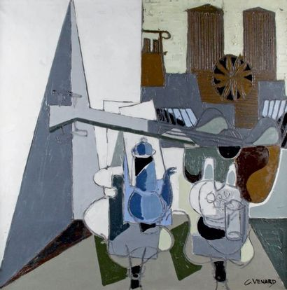 Claude VENARD - 1913-1999