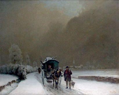 Fleury CHENU - 1833-1875