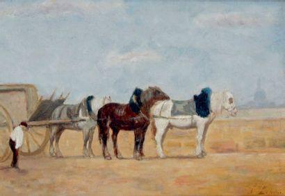 Stanislas LÉPINE - 1835-1892