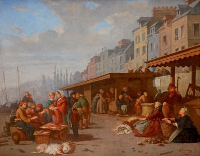 Alexandre DUBOURG - 1825-1891