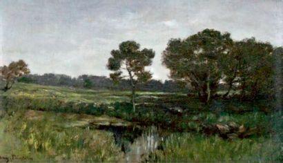 Auguste POINTELIN - 1839-1933