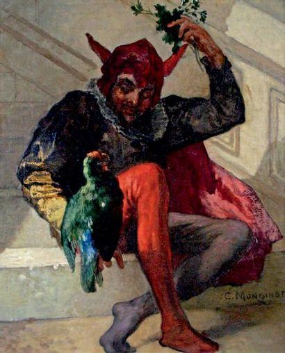 Charles MONGINOT - 1825-1900