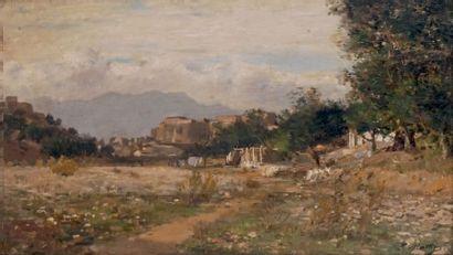 Émile Louis MATHON - né en 1855