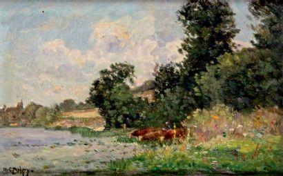 Hippolyte Camille DELPY - 1842-1910