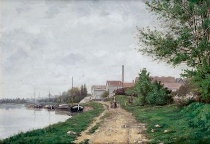 Hippolyte DELACOUR - décédé en 1895