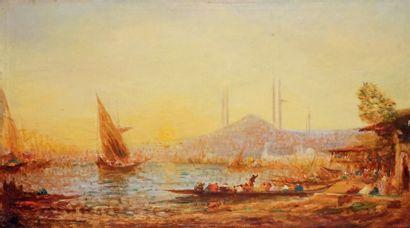 Eugène FLANDIN - 1809-1889