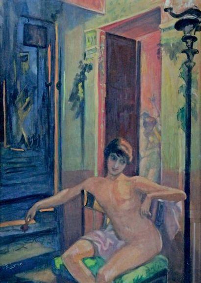 Georges ROCHEGROSSE - 1859-1938