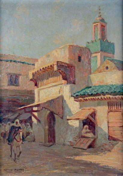 Matteo BRONDY - 1866-1944