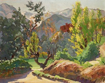 Jean-Paul ANDERBOUHR - 1902-2006