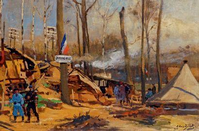 Eugène Louis GILLOT - 1867-1925
