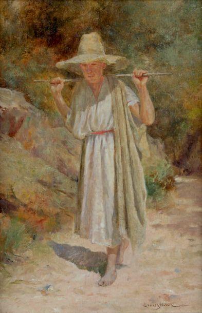 John Lewis SCHONBORN - 1852-1931